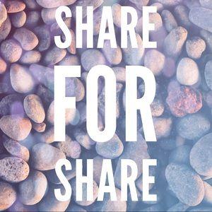 ✌🏻🌎 I SHARE THE LOVE 🌎✌🏻